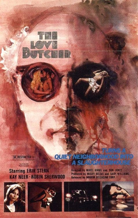 Love Butcher Poster