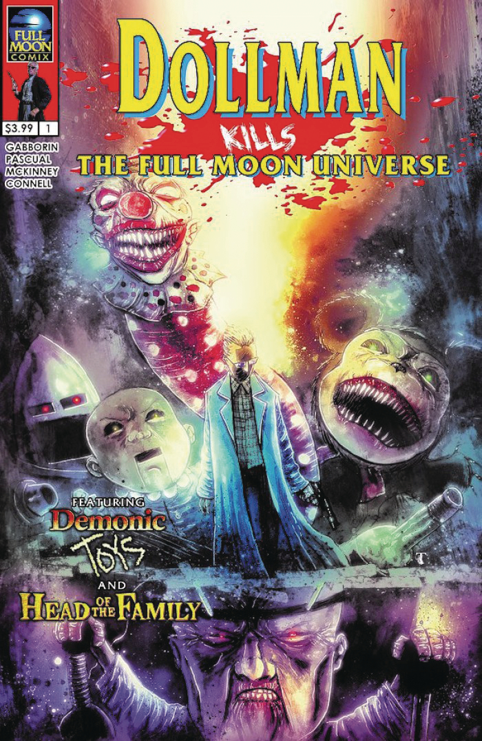 Dollman Kills the Full Moon Universe Cover