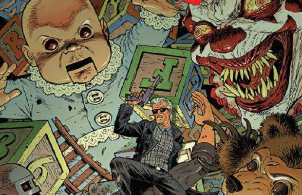 Dollman Kills the Full Moon Universe Issue #1 Cover