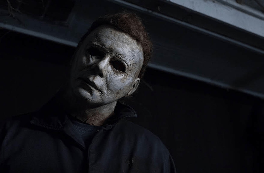 Michael Myers Creepy