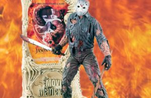 Jason Voorhees Movie Maniacs