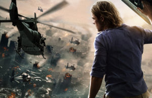 Brad Pitt World War Z