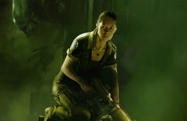 Alien Isolation Amanda Ripley