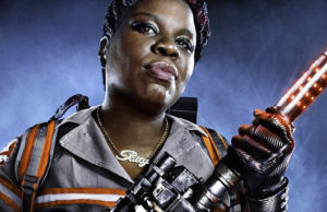 Ghostbusters Remake Leslie Jones