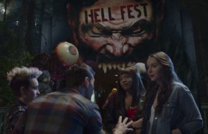 Hell Fest Movie