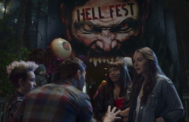 Hell Fest Movie