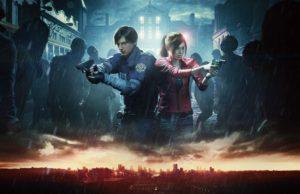Resident Evil 2 Video Game