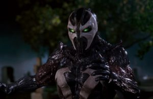 Spawn in Costume
