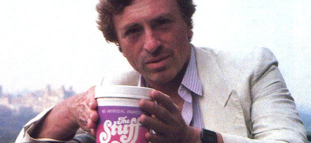 Larry Cohen Behind the Scenes on The Stuff