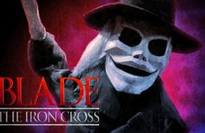 Blade The Iron Cross Puppet Master